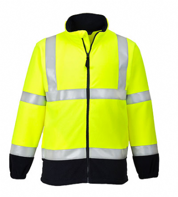FR31 - FR ANTI STATIC, HI VIS FLEECE